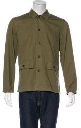 Supreme Twill Utility Jacket
