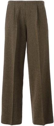 Jean Paul Gaultier Pre-Owned wide leg trousers