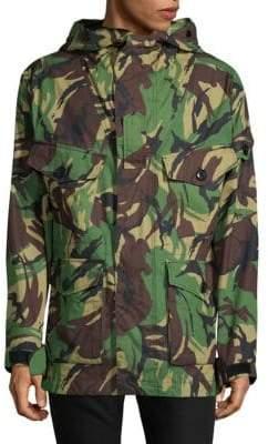 Rag & Bone O-Miles Camouflage Jacket