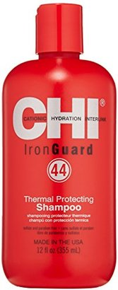 CHI 44 Iron Guard Thermal Protecting Shampoo $12.63 thestylecure.com