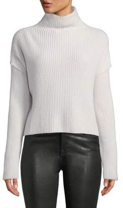 A.L.C. Vassar Ribbed Wool Turtleneck Sweater