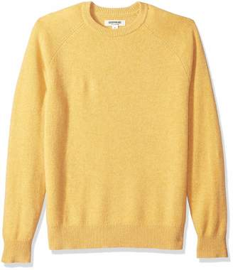 Goodthreads Men's Lambswool Crewneck Sweater