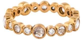 Tiffany & Co. 18K Diamond Band yellow 18K Diamond Band