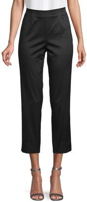 Lafayette 148 New York Side Zip Cropped Pants
