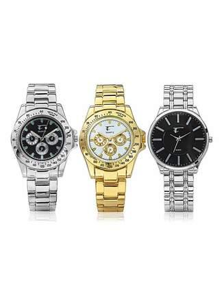 Gents Marisota Trio Bracelet Watch Set