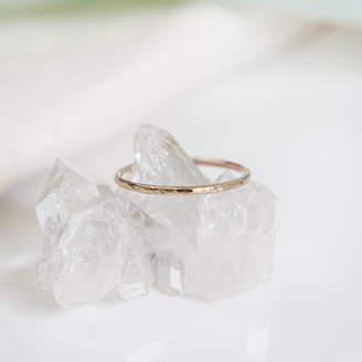 4413f7396 Lauren Hunt Jewellery Designs Roma Rose // Rose Gold Stacking Ring