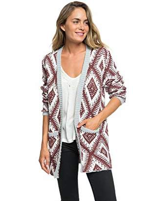 Roxy Junior's All Over Again Cardigan Sweater