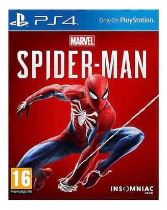 Spiderman Marvel PS4