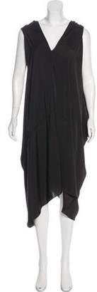 Acne Studios Diamonds Midi Dress