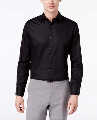 Bar III Men's Classic/Regular Fit Stretch Dress Shirt