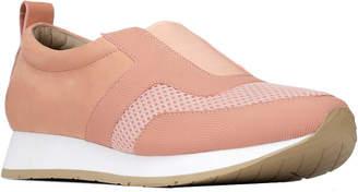 Donald J Pliner Rie Leather Sneaker
