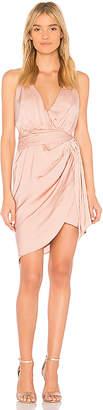 Style Stalker STYLESTALKER Jordana Draped Dress