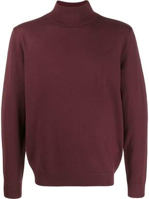 A.P.C. roll neck sweater