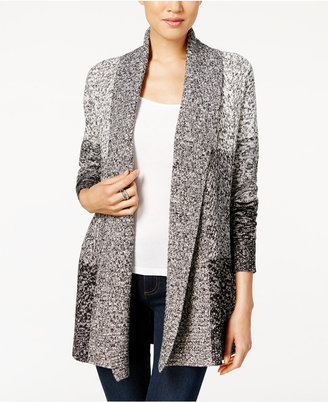Charter Club Colorblocked Shawl Cardigan, Only at Macy's $79.50 thestylecure.com