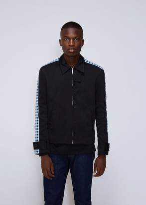 Wales Bonner Classic Zip Jacket With Knit Tape