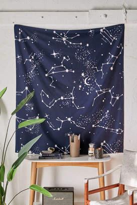 Deny Designs Elliot Design For Deny Zodiac Constellations Tapestry