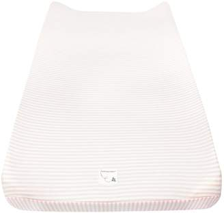 Burt's Bees Baby Bee Essentials Stripe Changing Pad Cover