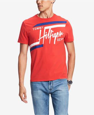 Tommy Hilfiger Men Windsor Graphic T-Shirt