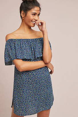Bailey 44 Falaise Off-The-Shoulder Petite Dress