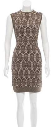 Lanvin Knit Mini Dress