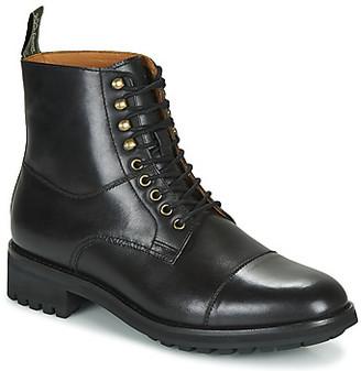 BRYSON men's Mid Boots in Black