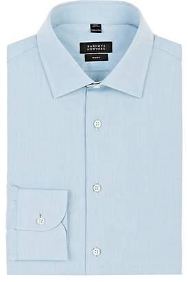 Barneys New York Men's Cotton Trim-Fit Dress Shirt