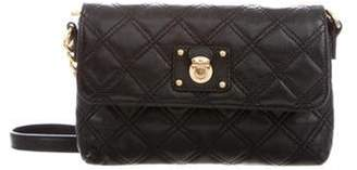 Marc Jacobs Quilted Crossbody Bag Black Quilted Crossbody Bag