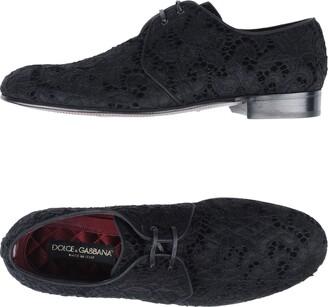 Dolce & Gabbana Lace-up shoes - Item 11390875QW