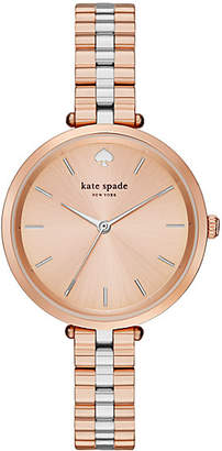 Holland skinny bracelet watch $195 thestylecure.com