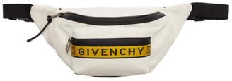 Givenchy White Light 3 Bum Bag