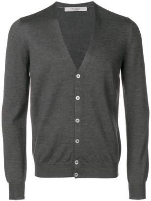 D'aniello La Fileria For V-neck button cardigan