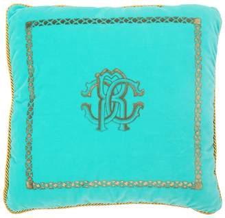 Roberto Cavalli Venezia Cotton Accent Pillow