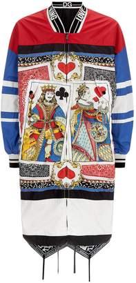Dolce & Gabbana Reversible Printed Jacket