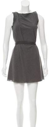 Rivamonti Sleeveless Mini Dress