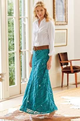 Soft Surroundings Mirrormere Skirt
