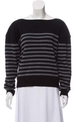agnès b. Striped Heavyweight Sweater