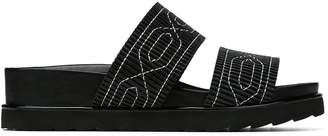 Donald J Pliner CAIT, Nappa Leather Platform Sandal