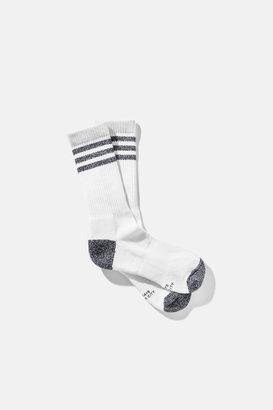 Saturdays NYC Athletic Sock
