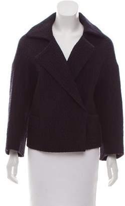 Dries Van Noten Tweed Wool Jacket