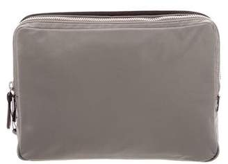 Anya Hindmarch Bicolor Stack Pouch