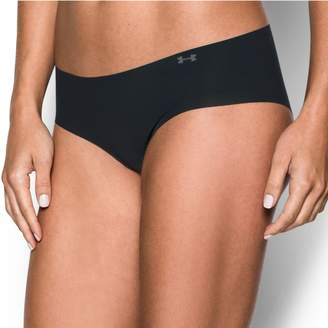 Under Armour Women's Pure Stretch Hipster Panty 1275736