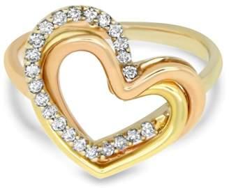 Alberto Diamond Sparkle Ring
