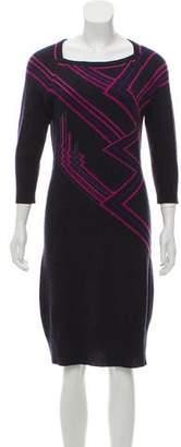Diane von Furstenberg Wool Midi Dress