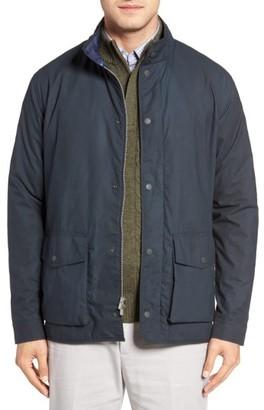 Men's Peter Millar Harrison Water Resistant Field Jacket $245 thestylecure.com
