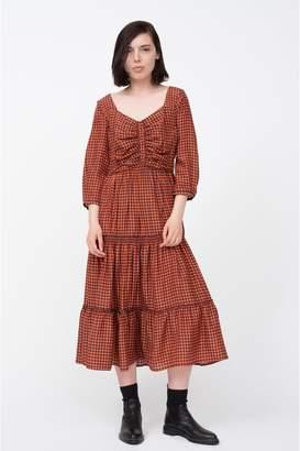 Sea Ethno Pop Dress