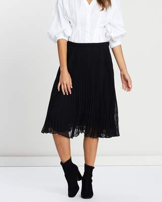Polo Ralph Lauren Hazel Midi Skirt