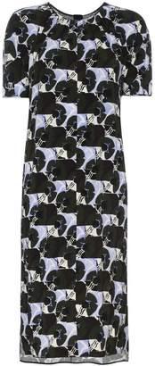 Marni patterned t-shirt dress