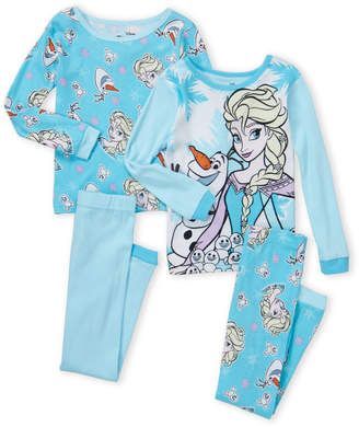 Disney Girls 7-16) 2-Piece Cotton Sleepwear Sets