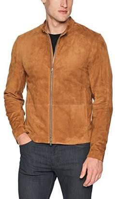 Theory Men's Wynwood Radic Suede Jacket