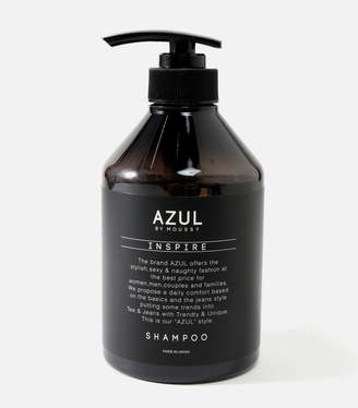 AZUL by moussy (アズール バイ マウジー) - 【AZUL BY MOUSSY】AZUL Shampoo BLK